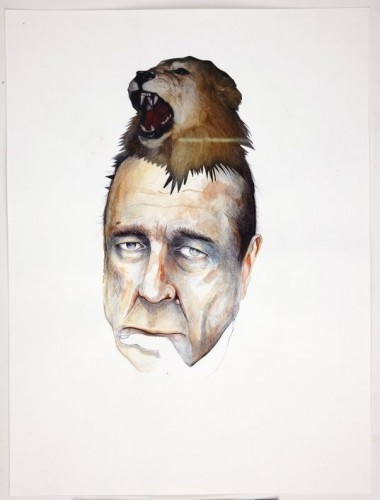 Laith McGregor (2010). I need a bear hat.