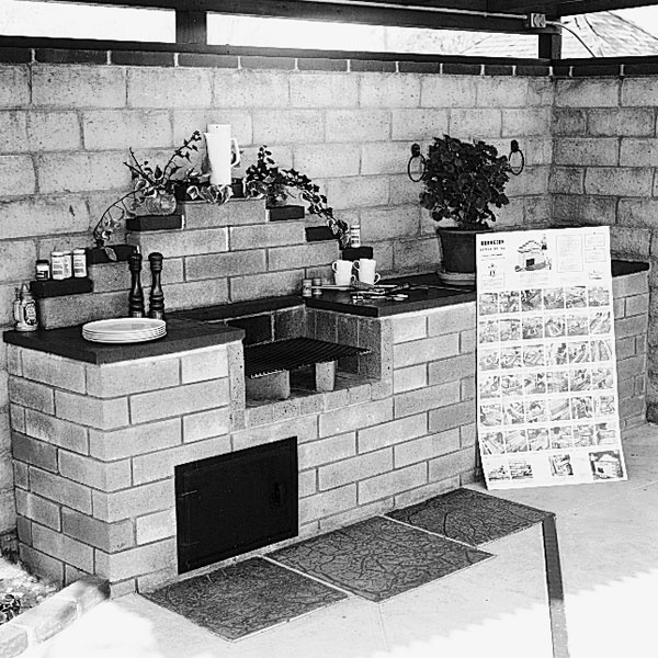 Brick Grills And Outdoor Countertops Building Your: 17 Best Images About Diy Brick Bbq Grill Ideas On