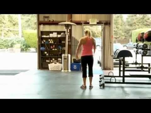 """CrossFit - WOD 111113 Demo with CrossFit Santa Cruz """"GHD Wall Ball"""" http://leonidasfitness.com/como-disenar-exitosos-entrenamientos-de-alta-intensidad-para-perder-grasa-corporal-y-sentirse-invencible/"""