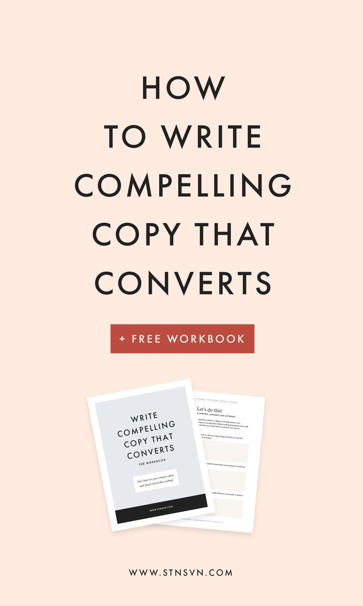 How to Write Compelling Copy That Converts | entrepreneur tips | small business marketing | branding identities | brand guidelines | Instagram captions | Pinterest tips | social media marketing | social media strategy | email marketing | newsletter tips