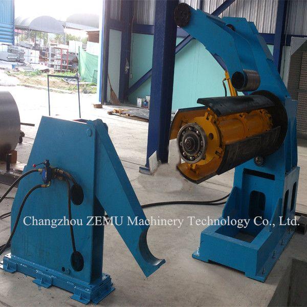 Automatic uncoiler machine for transformer