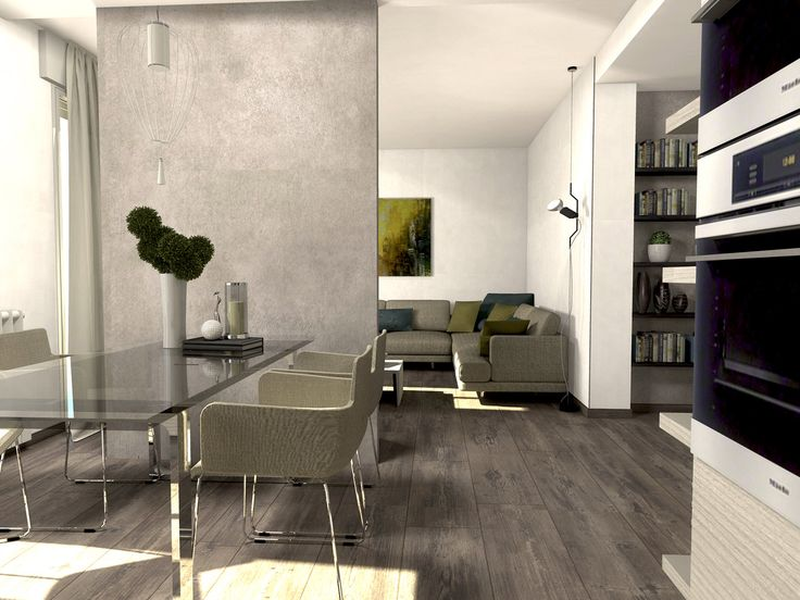 35 best images about i miei progetti su on pinterest studios bedrooms and home - Separazione cucina soggiorno ...