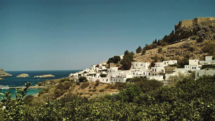 Lindos, Rodos, Greece