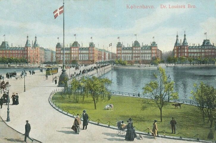 Dronning Louises Bro 1870 - 1880