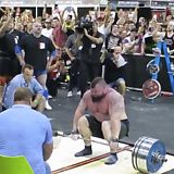 Arnold Schwarzenegger cheers on Eddie Hall as he sets a new deadlift world record - Imgur