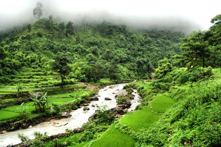 Gangotri, India.