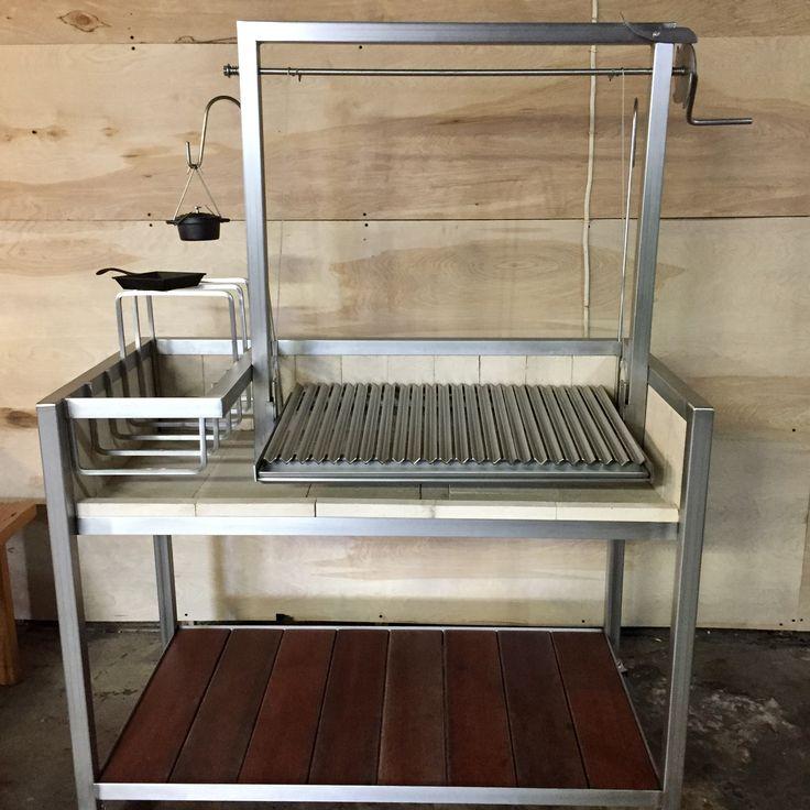 600 Freestanding Grill Grill design, Bbq grill, Asado grill