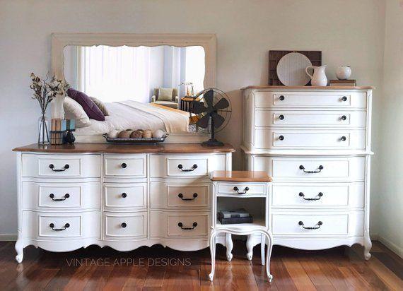 45++ Farmhouse bedroom dresser set info