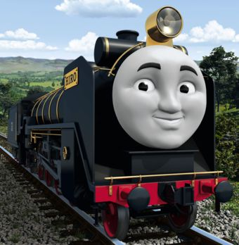 """Hiro is a wise Japanese engine, who was famously known as the """"Master of the Railway"""". Hiro once..."""