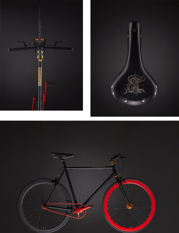 "Limited Edition ""Beatneck"" Singlespeed Bike"