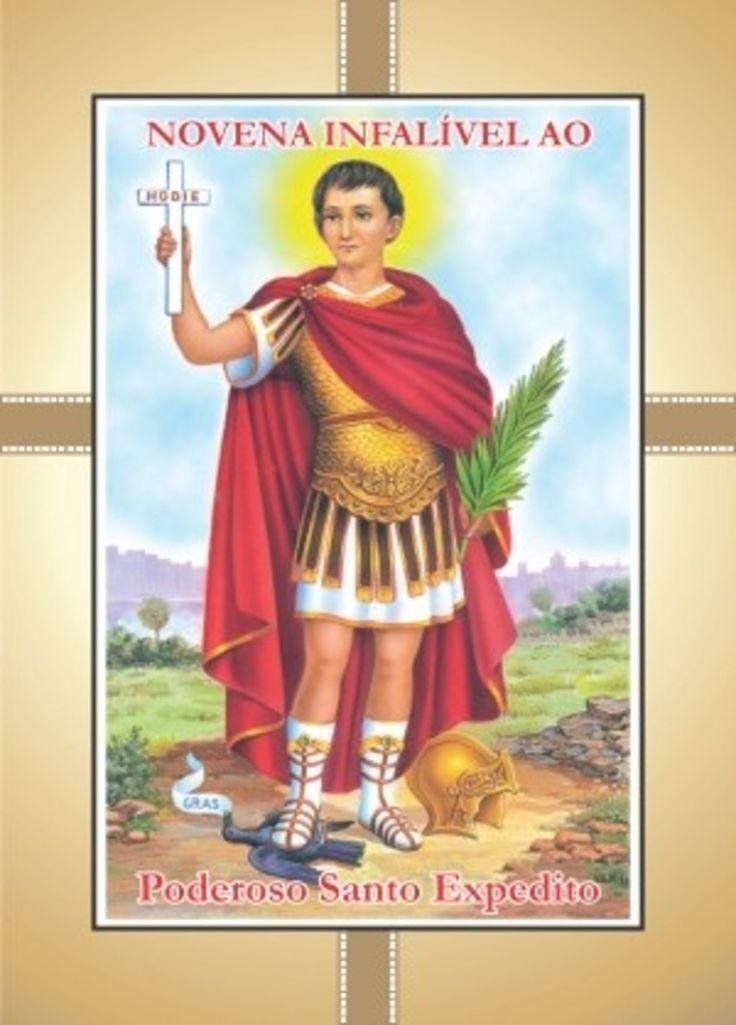 Novena santo expedito comprar santinhos e orações para promessas em papel gráfica de santinhos #santoexpedito; #novenadesantoexpedito