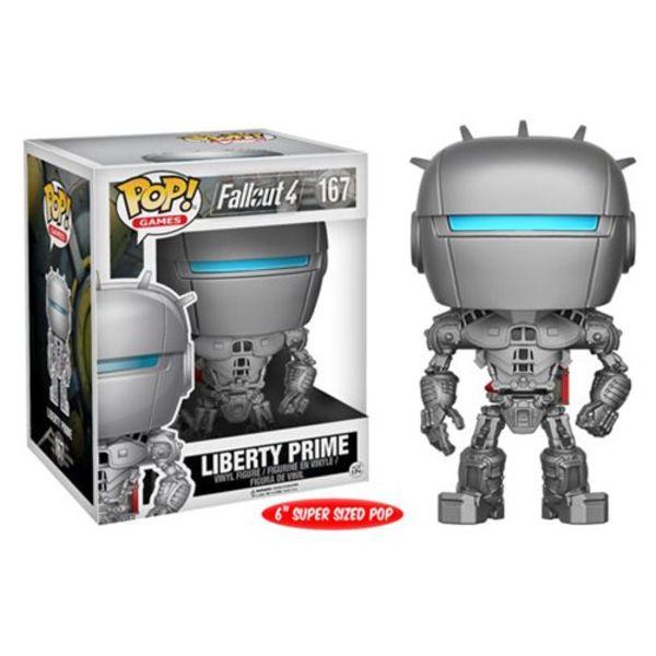 JMD Toy Store - Fallout POP! Liberty Prime
