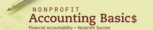 Budget and Finance Committee and Chair responsibilities  Nonprofit Accounting Basics