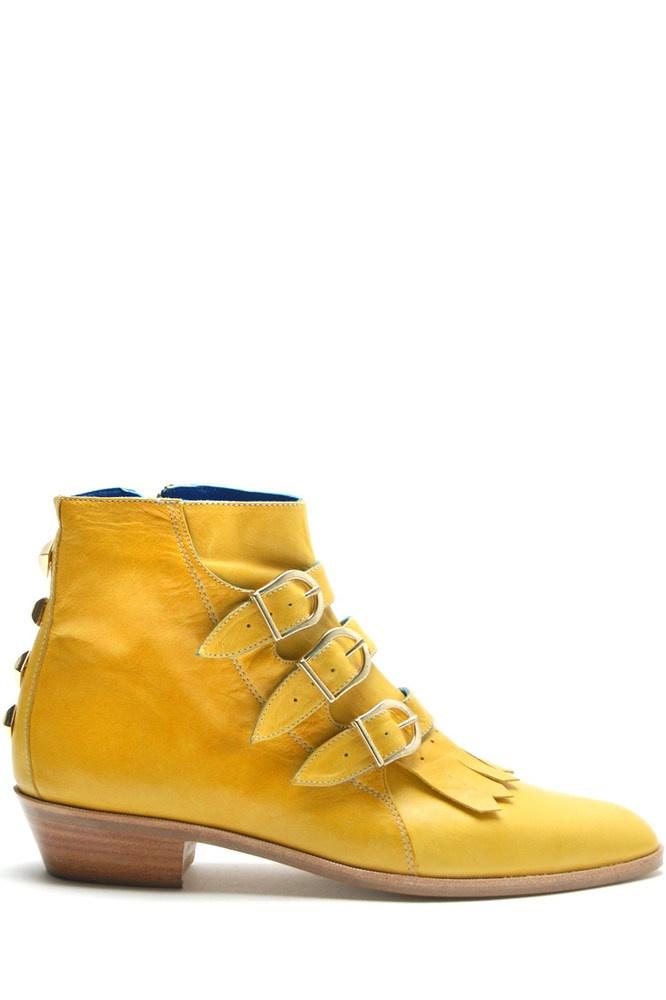 Jett Ankle Boot in Sunshine