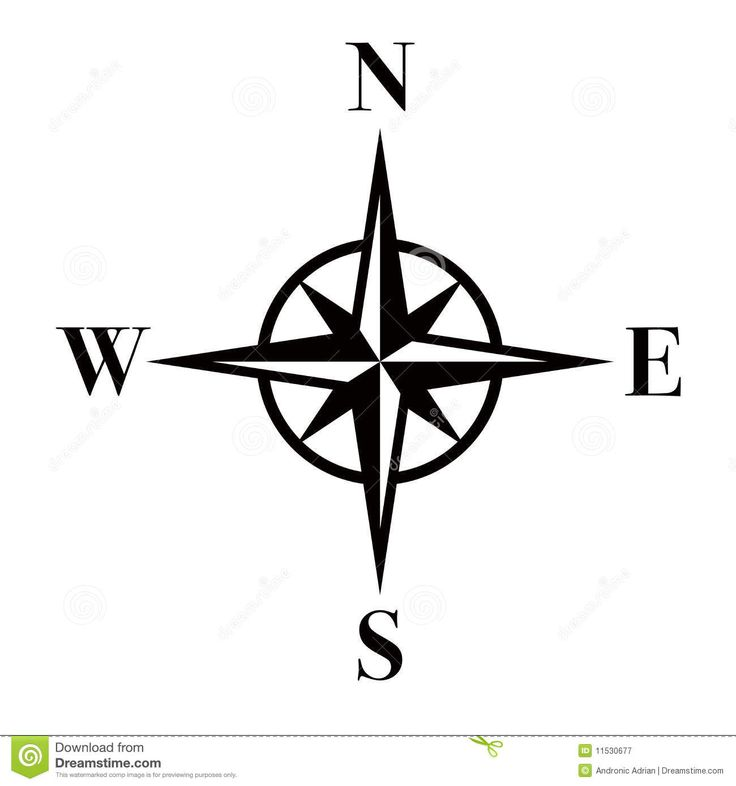 simple compass images - Google Search | Paintings ...