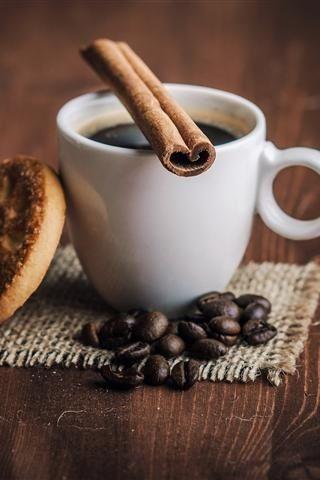 Café-canela