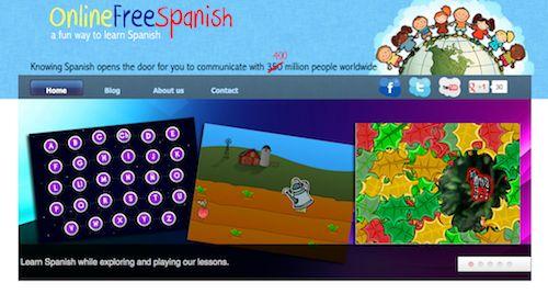 spanish websites for kids