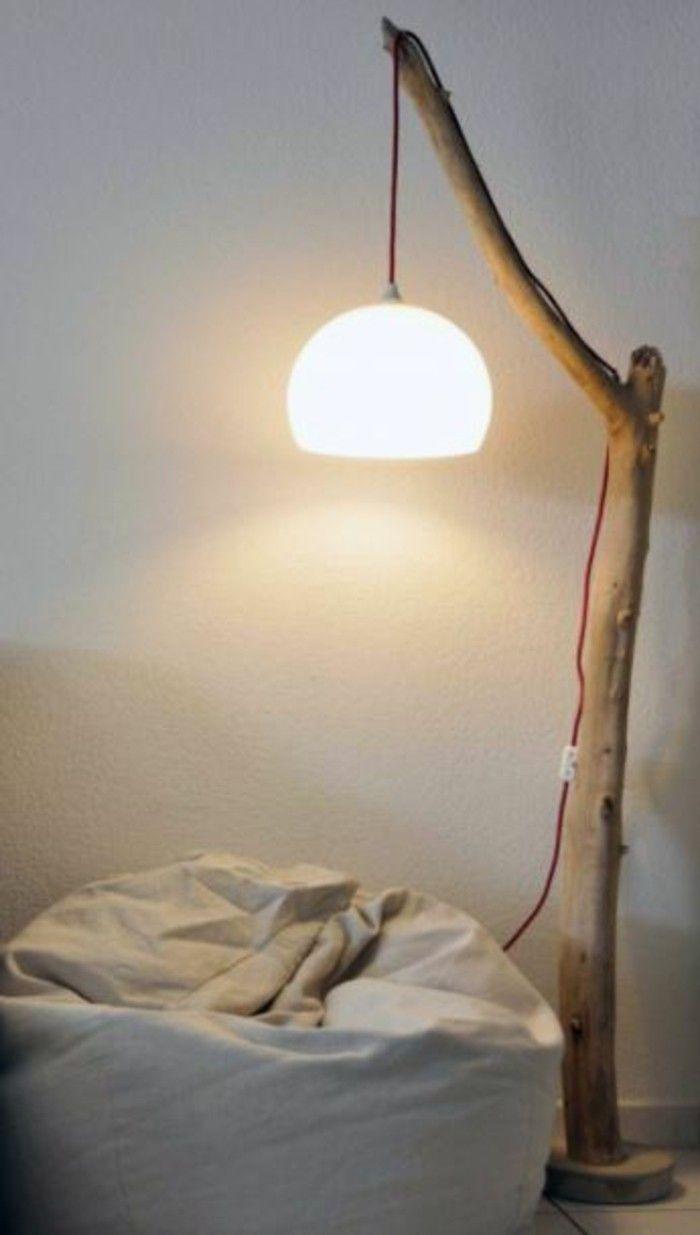 die besten 25 treibholz lampe ideen auf pinterest seil lampe au enlampen und kunst aus treibholz. Black Bedroom Furniture Sets. Home Design Ideas