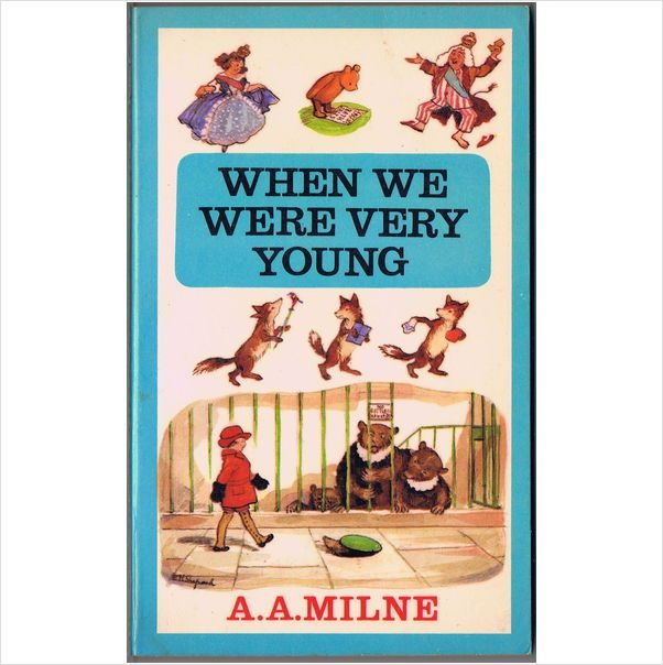 When We Were Young: 212 Best Images About A.A. Milne On Pinterest