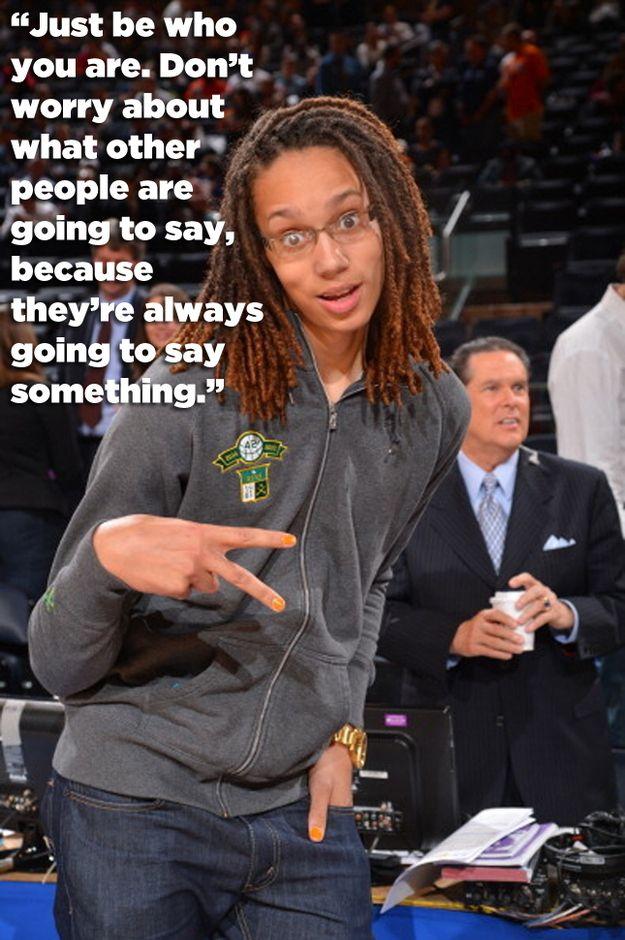 Brittney Griner Acknowledges That Shes Gay, Is Awesome