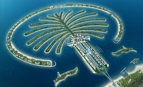 Fancy a free trip here?: Palms Jumeirah, Buckets Lists, Time Travel, Favorite Places, Palms Islands, United Arabic, Beautiful Places, Architecture Design, Arabic Emirates