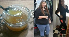 Say Goodbye To the Stomach Fat with Only 2 Tablespoons of This Mixture: It Burns The Fat IMMEDIATELY!