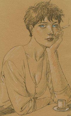 André Juillard - Galerie BD Erotique