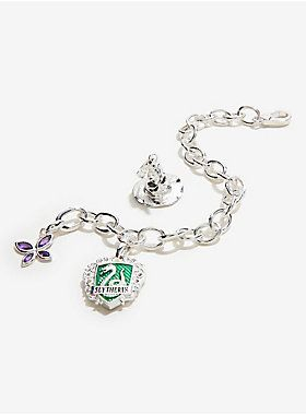 """<p>""""A charm bracelet seems a very innocent trinket. What other piece of jewelry is so imbued with memory and sentiment? Why do we call those little masterpieces """"charms"""" if not an allusion to their talismanic properties? They have meaning beyond the mercenary. They are personal amulets."""" – J.K. Rowling</p><div><br><p>J.K. Rowling couldn't have said it any better! Charm bracelets hold meaningful memo..."""