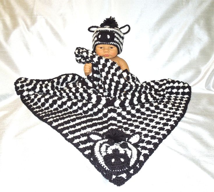 126 Best Crochet- Zebras ! Images On Pinterest
