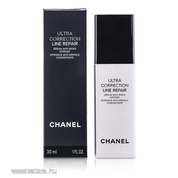 CHANEL Precision Ultra Correction Line Repair intenzív ránctalanító koncentrátum - 3900 Ft - Nézd meg Te is Vaterán - Szérum, ampulla - http://www.vatera.hu/item/view/?cod=2376723482
