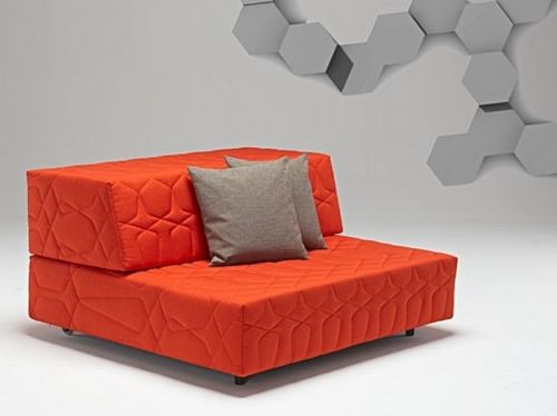 nnovation PERSIAN FIRE sofabed