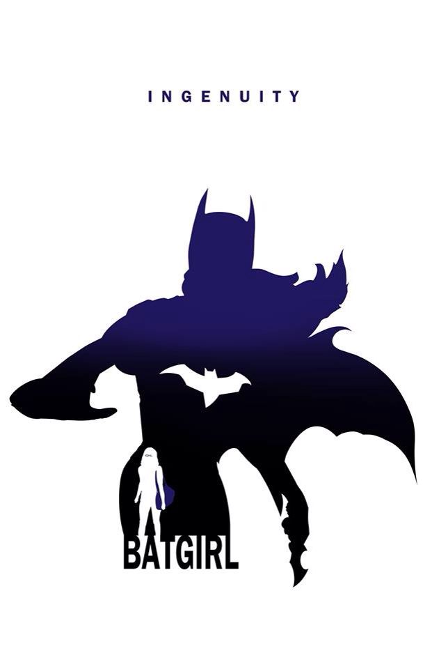 Batgirl by Steve Garcia