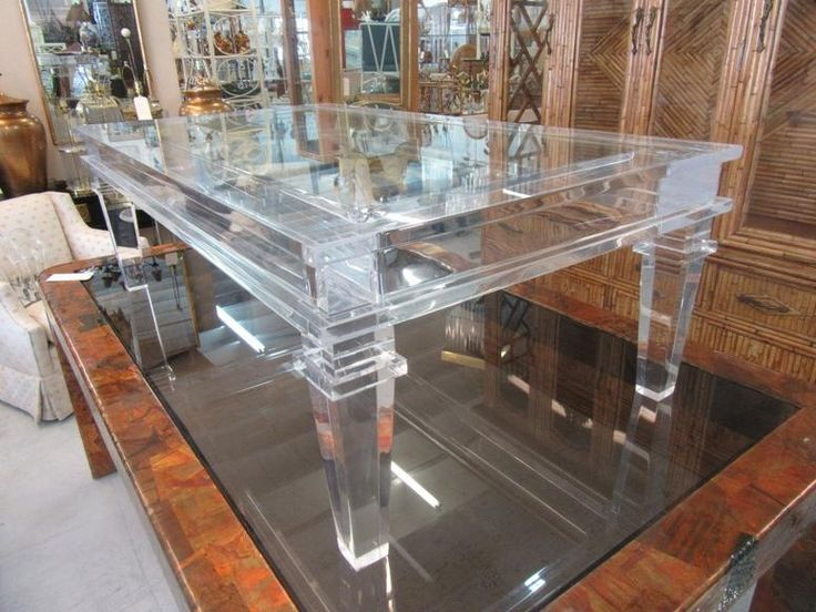 Best 25+ Lucite coffee tables ideas on Pinterest | Coffee ...