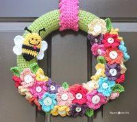 Super Springy Wreath