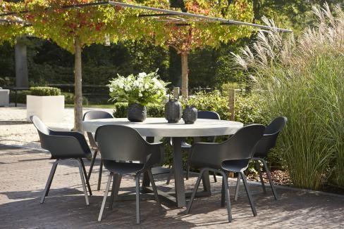 Conca tafel - Overstock Garden Tuinmeubelen