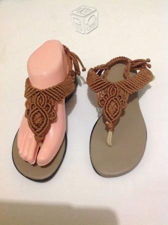manualidades de sandalias tejidas - Buscar con Google