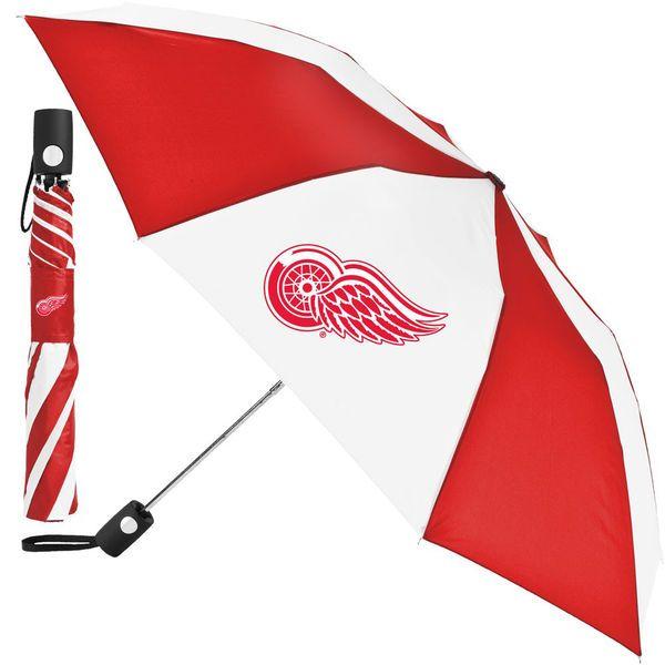 "Detroit Red Wings WinCraft 42"" Folding Umbrella - $19.99"
