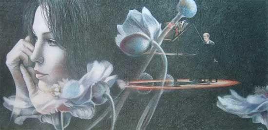Gianni Bellini - итальянский художник.