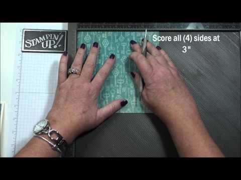 Making Envelopes with Dawn   best explanation for envelopes I have seen