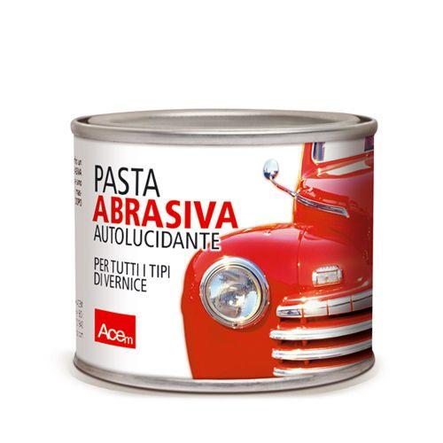 PULIZIA E LUCIDATURA : Pasta abrasiva autolucidante 125ml