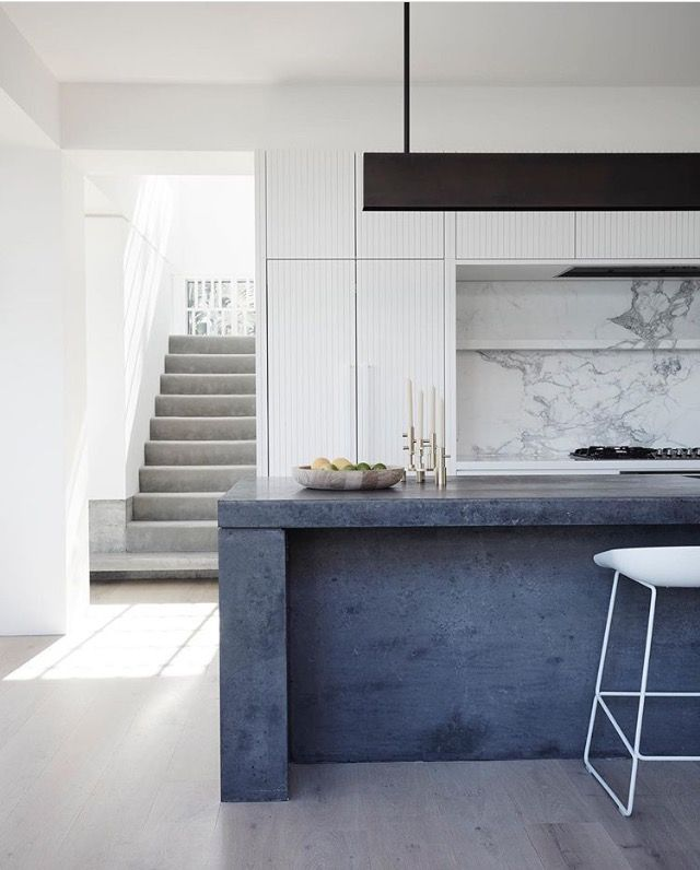 cement and marble