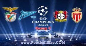 UEFA Champions League 2014/15 Group C