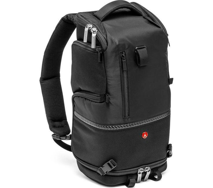 24d9af6245581 MANFROTTO MB MA-BP-TS Tri S DSLR Camera Backpack - Black