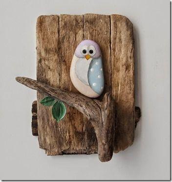 Trisquel Decorativo En Piedra