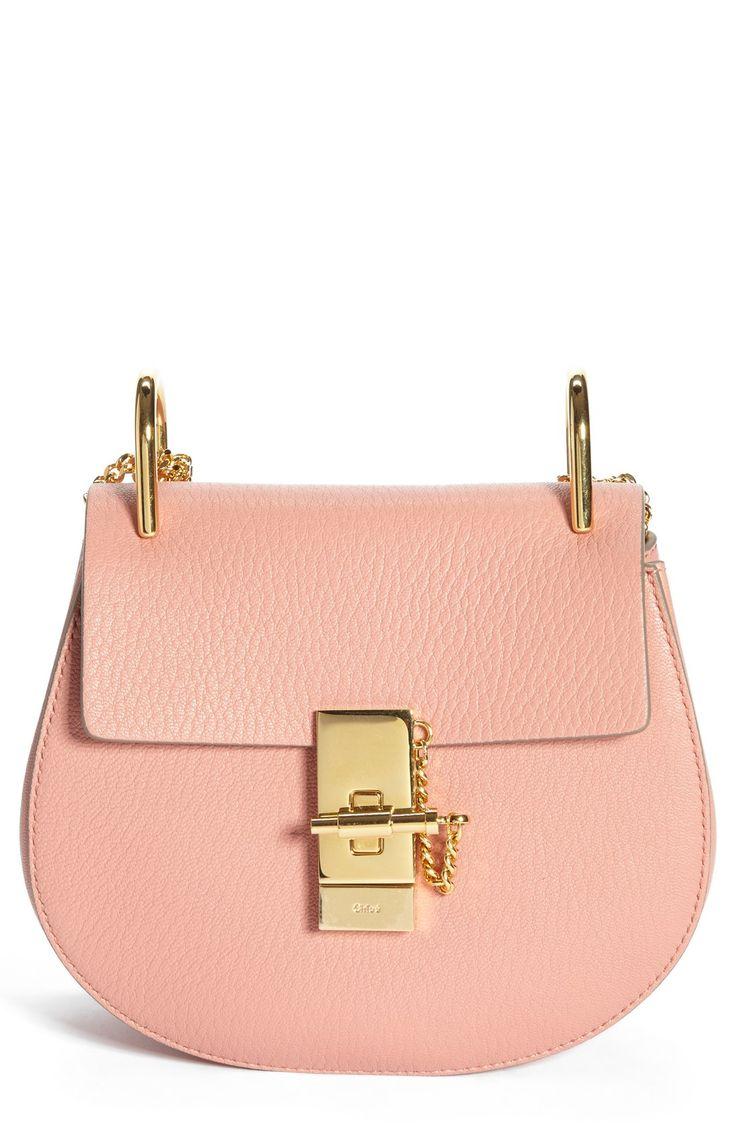 Chlo¨¦ \u0026#39;Small Drew\u0026#39; Leather Shoulder Bag #dotshopsave | Accessorize ...