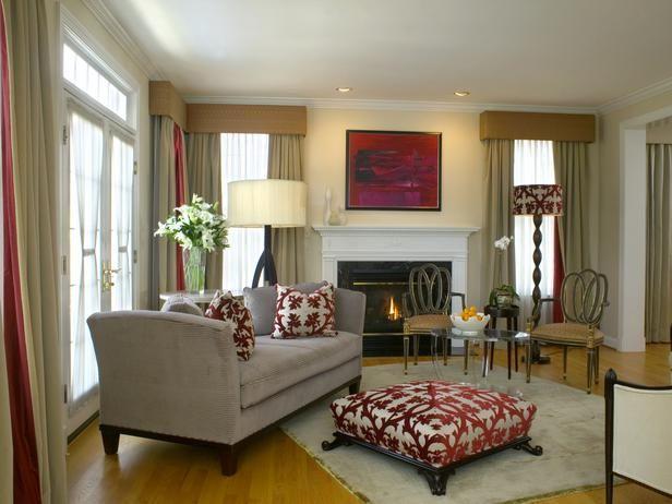 Fun living room re-do...