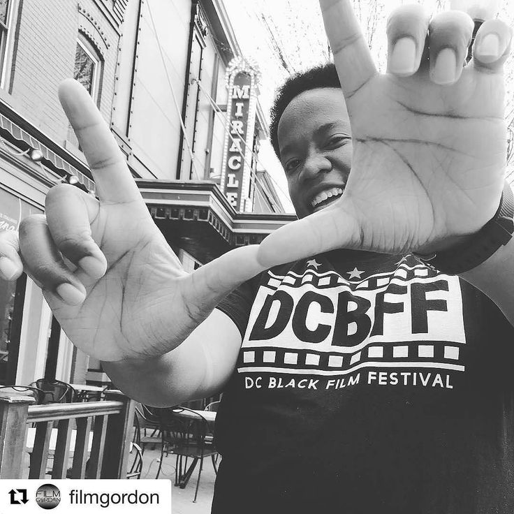 """Thanks for the love and judging bro! It was all a #dream! But things are lining up for a great #filmfestival  for @dcblackfilmfest at the @themiracledc! You don't wanna miss it! #Repost @filmgordon (@get_repost)  Shout out to the """"Young Lord"""" """"Samps"""" Kevin Sampson who is launching the DC Black Film Festival August 17-19 here in the Nation's Capitol. As a judge I've watched close to 50 films that are contenders to be in the festival. Trust me they'll leave you breathless . . . #Samps #DCBFF"""