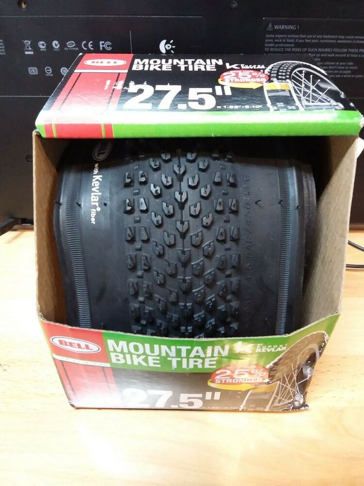 Bell Mountain Bike Tire 27 5 X 1 95 2 10 By Dupont Kevlar 35011948997 Ebay Mountain Bike Tires Bike Tire Kevlar