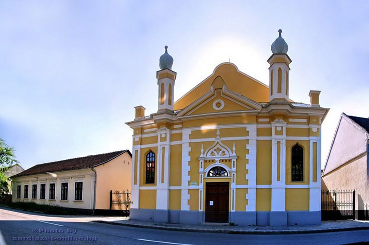 Orosháza synagogue, Bekes