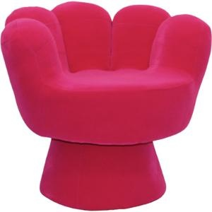 I Think Itu0027s A Baseball Glove Chair.